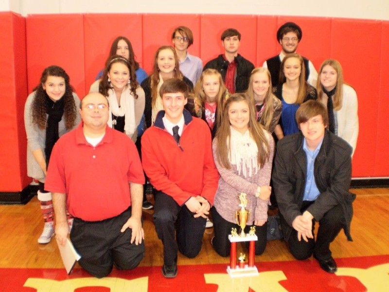 Speech Team Competition 1